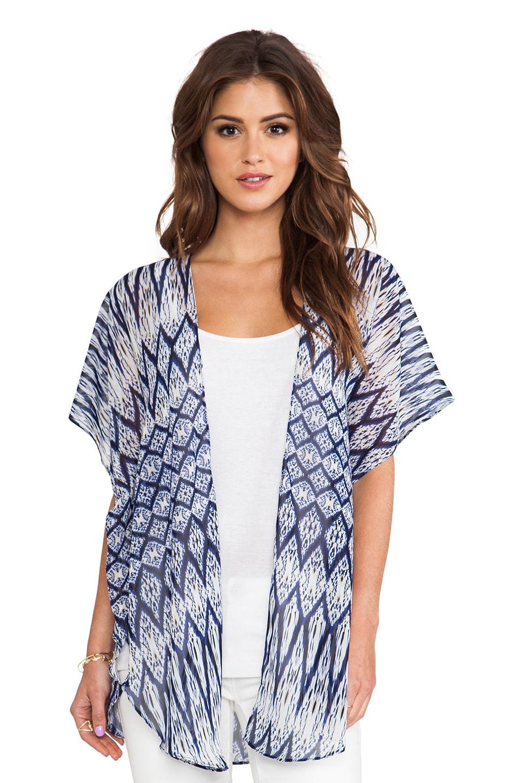 Lotta Stensson Bella Beach Kimono in Blue