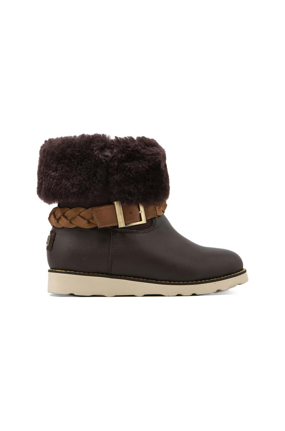 Australia Luxe Collective Yvent Boot with Sheepskin in Beva
