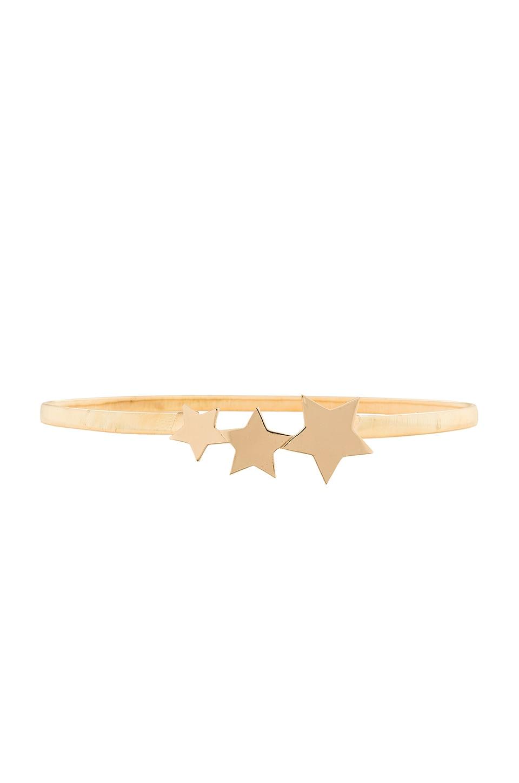 Lovers + Friends Estrela Belt in Gold