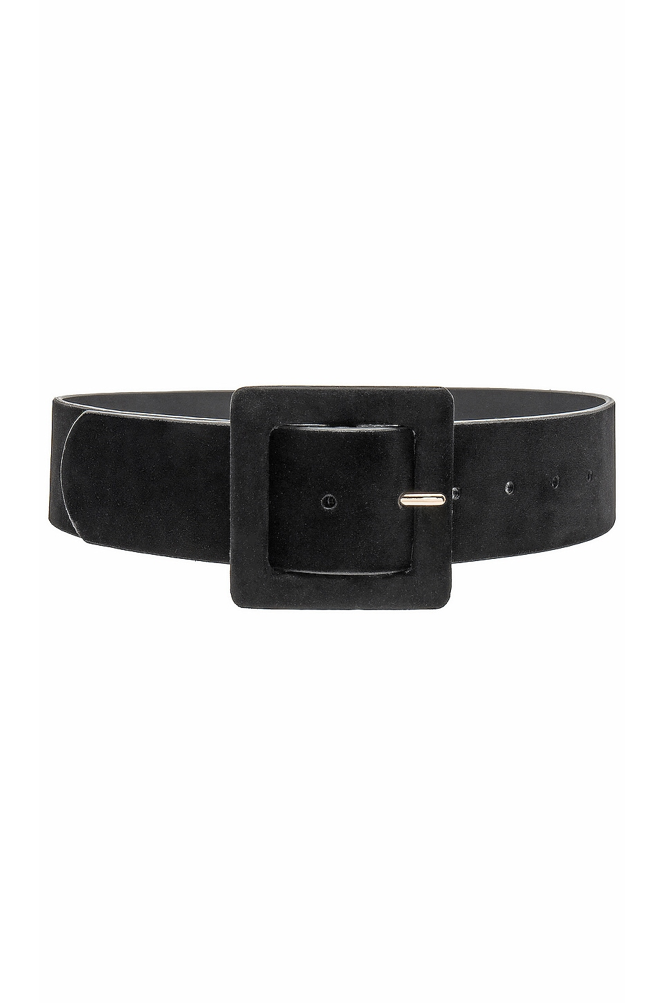 Lovers + Friends Hartman Belt in Black