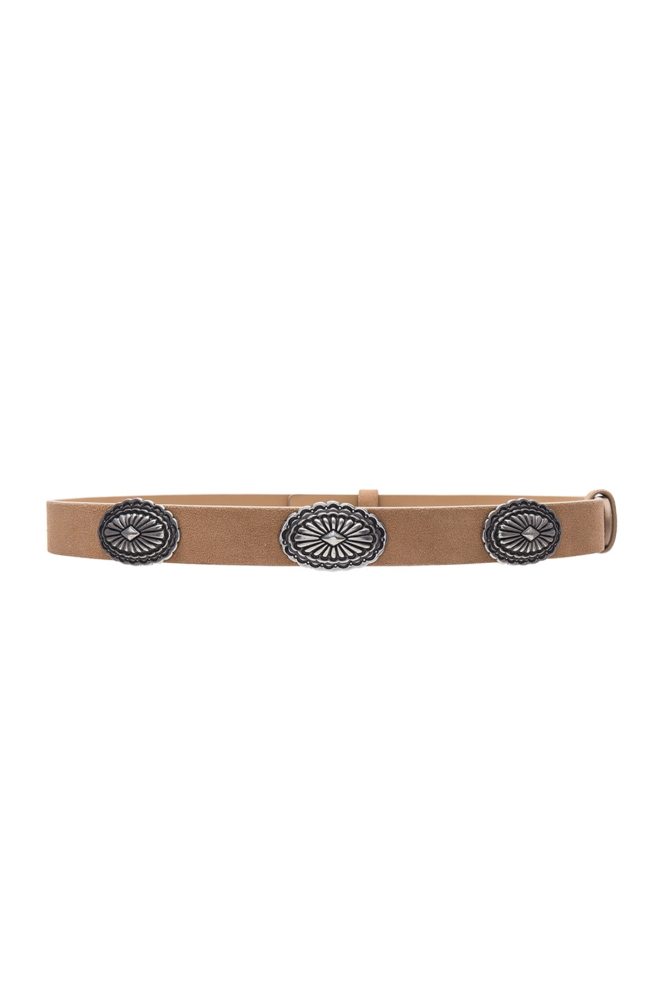 Lovers + Friends x REVOLVE Lily Belt in Sand