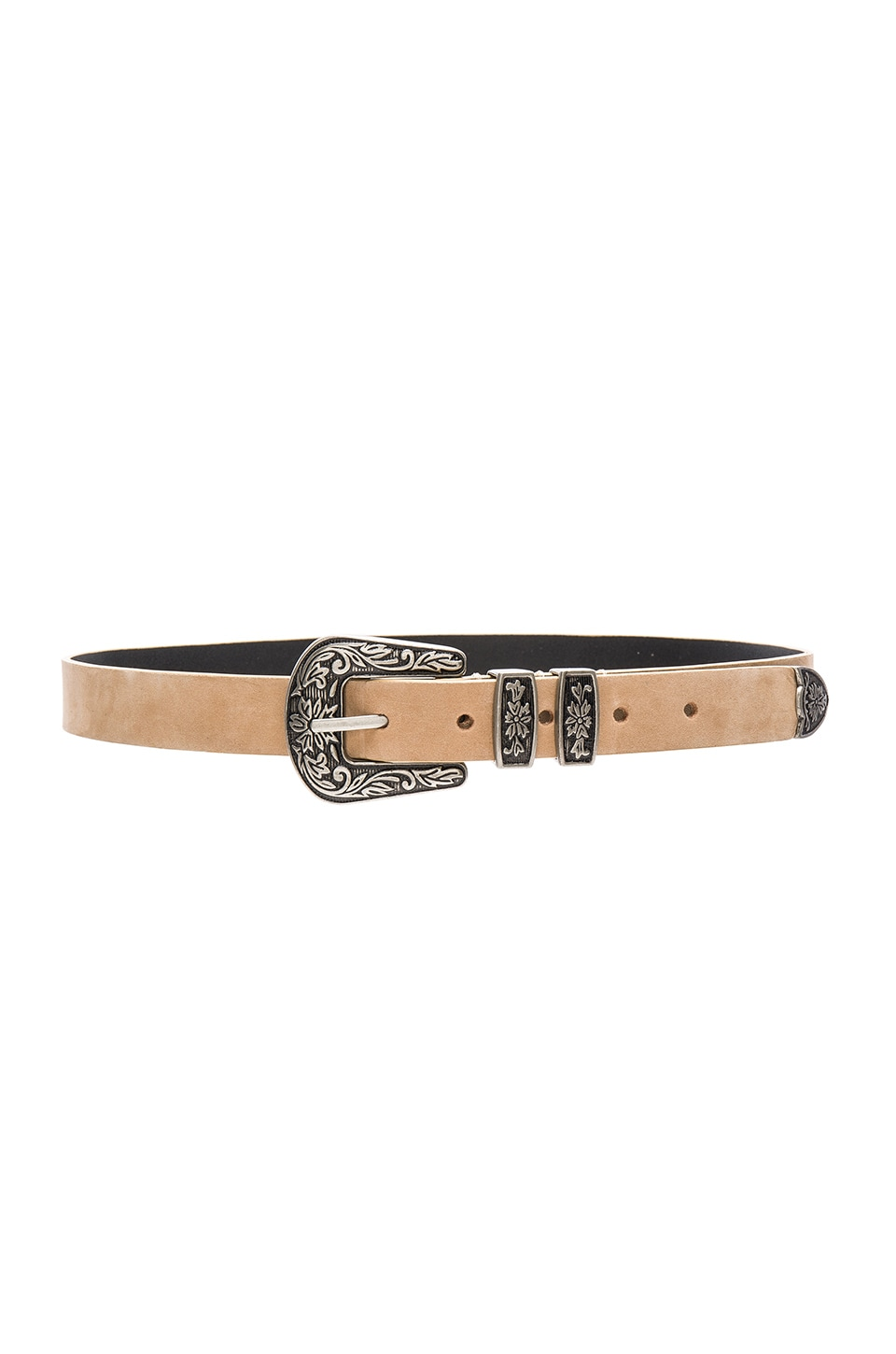 Lovers + Friends Phoenix Belt in Tan