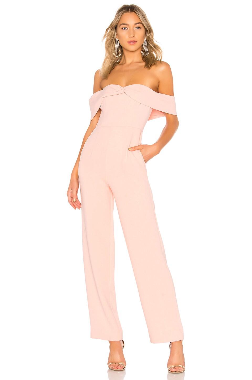 Lovers + Friends Danica Jumpsuit in Light Pink