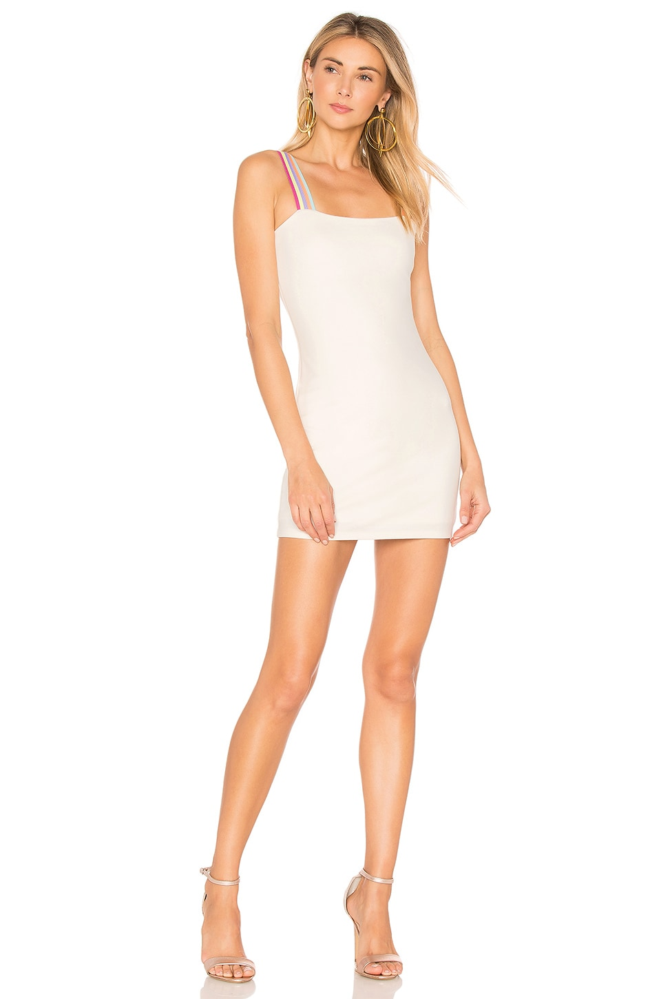 Lovers + Friends VESTIDO BODY CARRIE