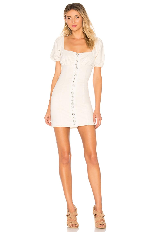 Lovers + Friends Jeanette Dress in Ivory