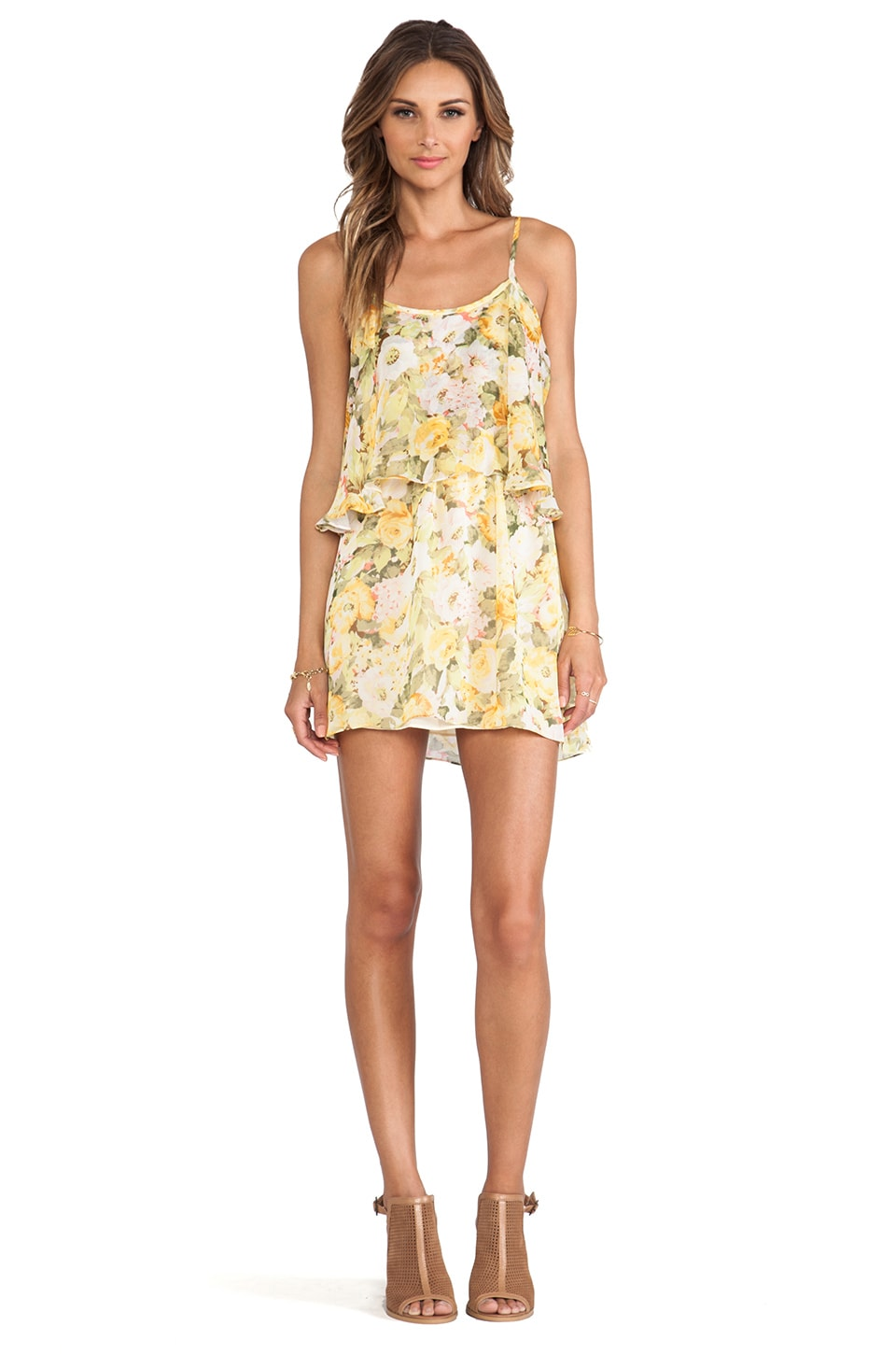 Lovers + Friends Sunkissed Dress in Floral