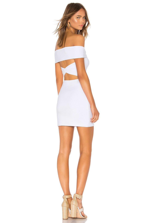 Lovers + Friends Wilcox Dress in White
