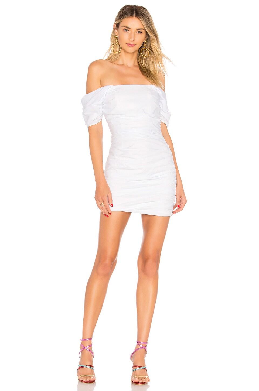 Lovers + Friends Joss Dress in White