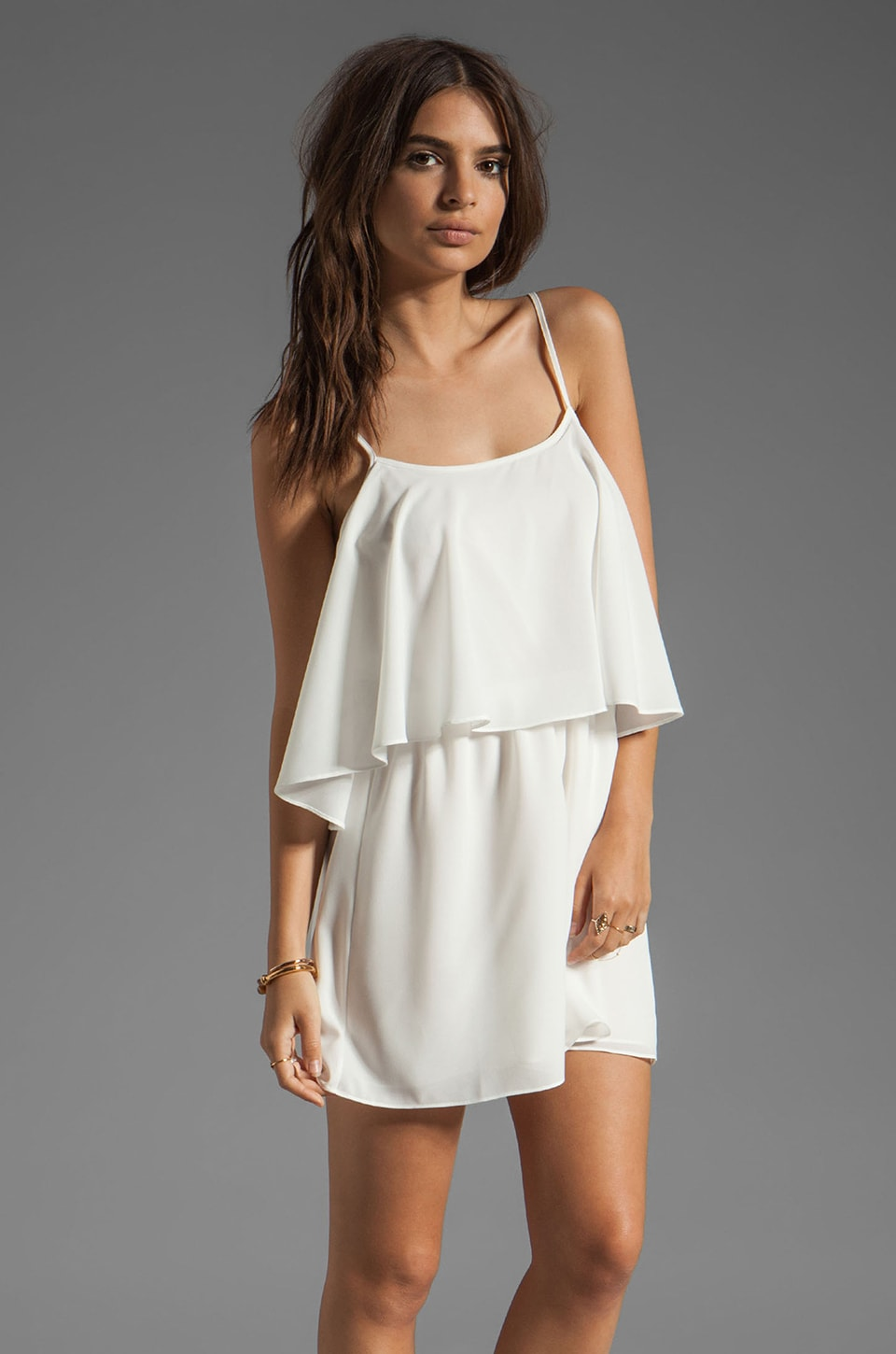 Lovers + Friends Sunkissed Dress in White