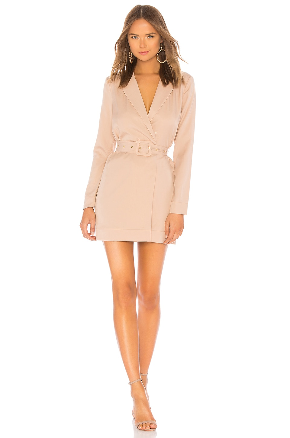 Lovers + Friends ROBE VESTE JAY