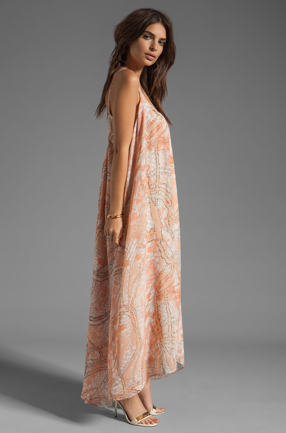 Lovers + Friends Fly Away Dress in Abstract Pastel