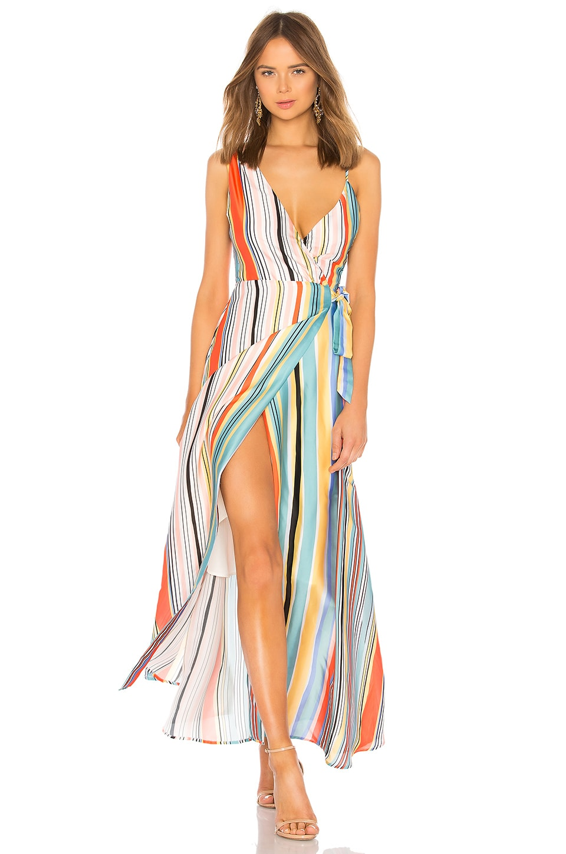 Montague Maxi Dress