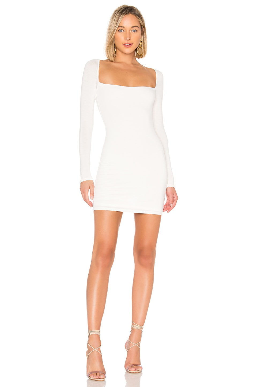 Lovers + Friends Nessa Mini Dress in White