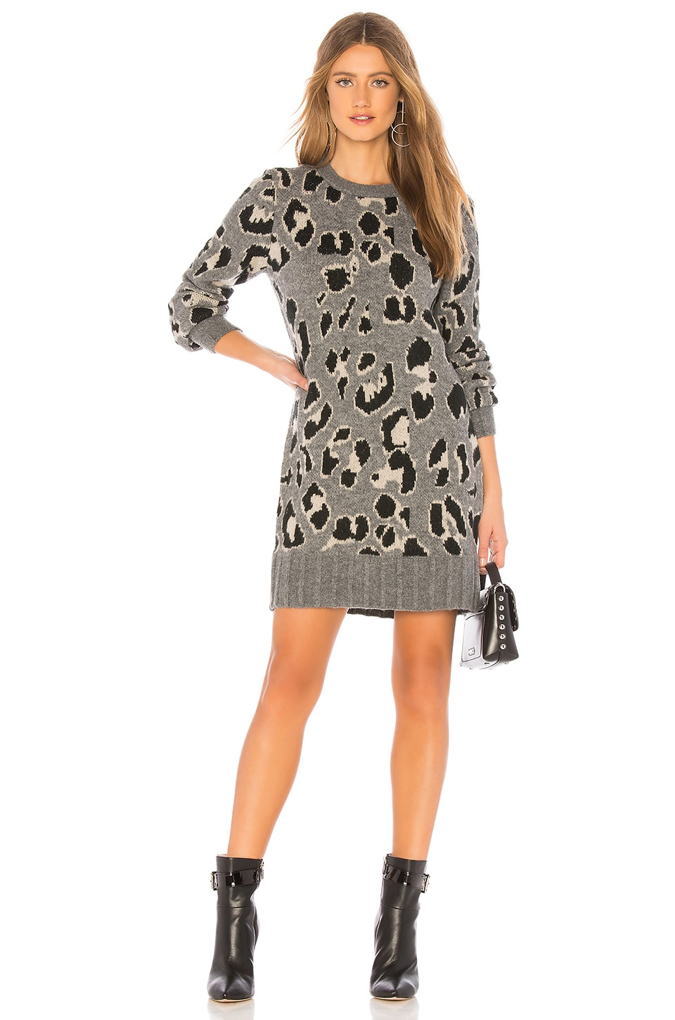 Speak Up Sweater Dress