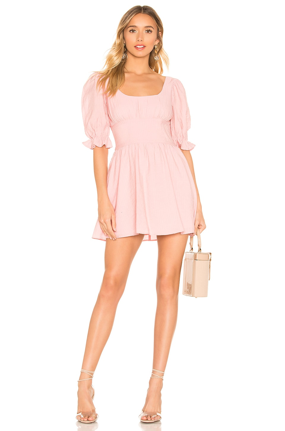 Lovers + Friends ROBE VERNICE