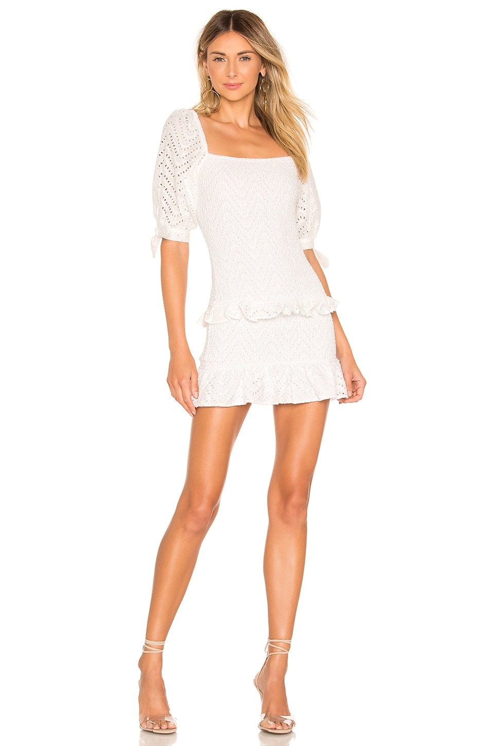 Lovers + Friends ROBE COURTE KATHLEEN