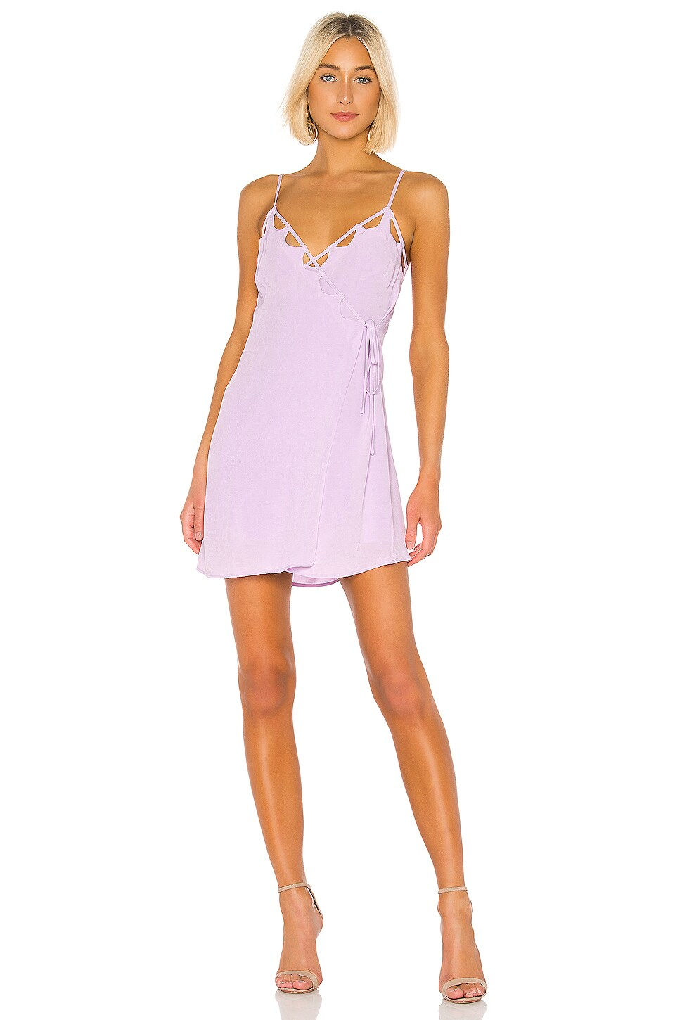 Lovers + Friends Island Life Dress in Lilac