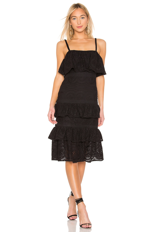 Hailey Midi Dress