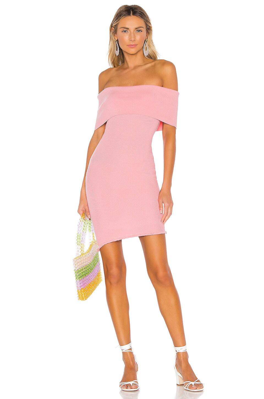 Lovers + Friends Sooki Dress in Pink