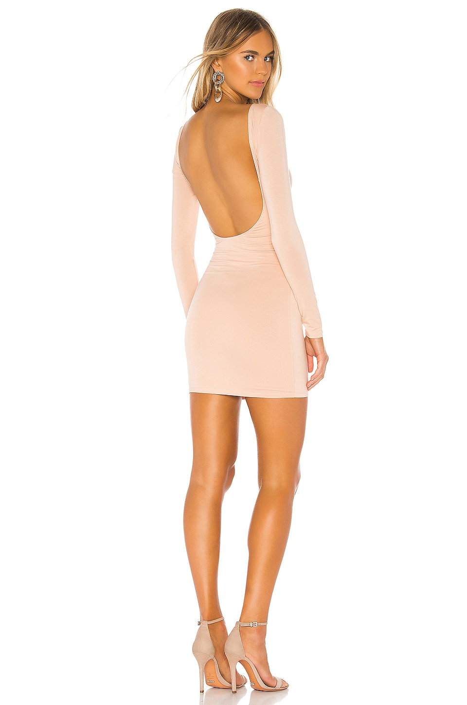 Lovers + Friends Jayde Dress in Natural
