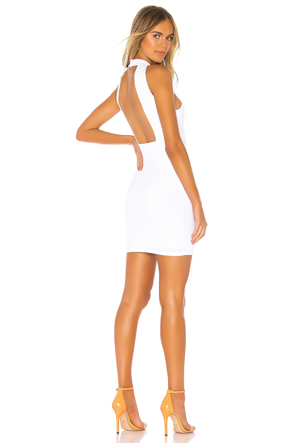 Lovers + Friends Christina Dress in White