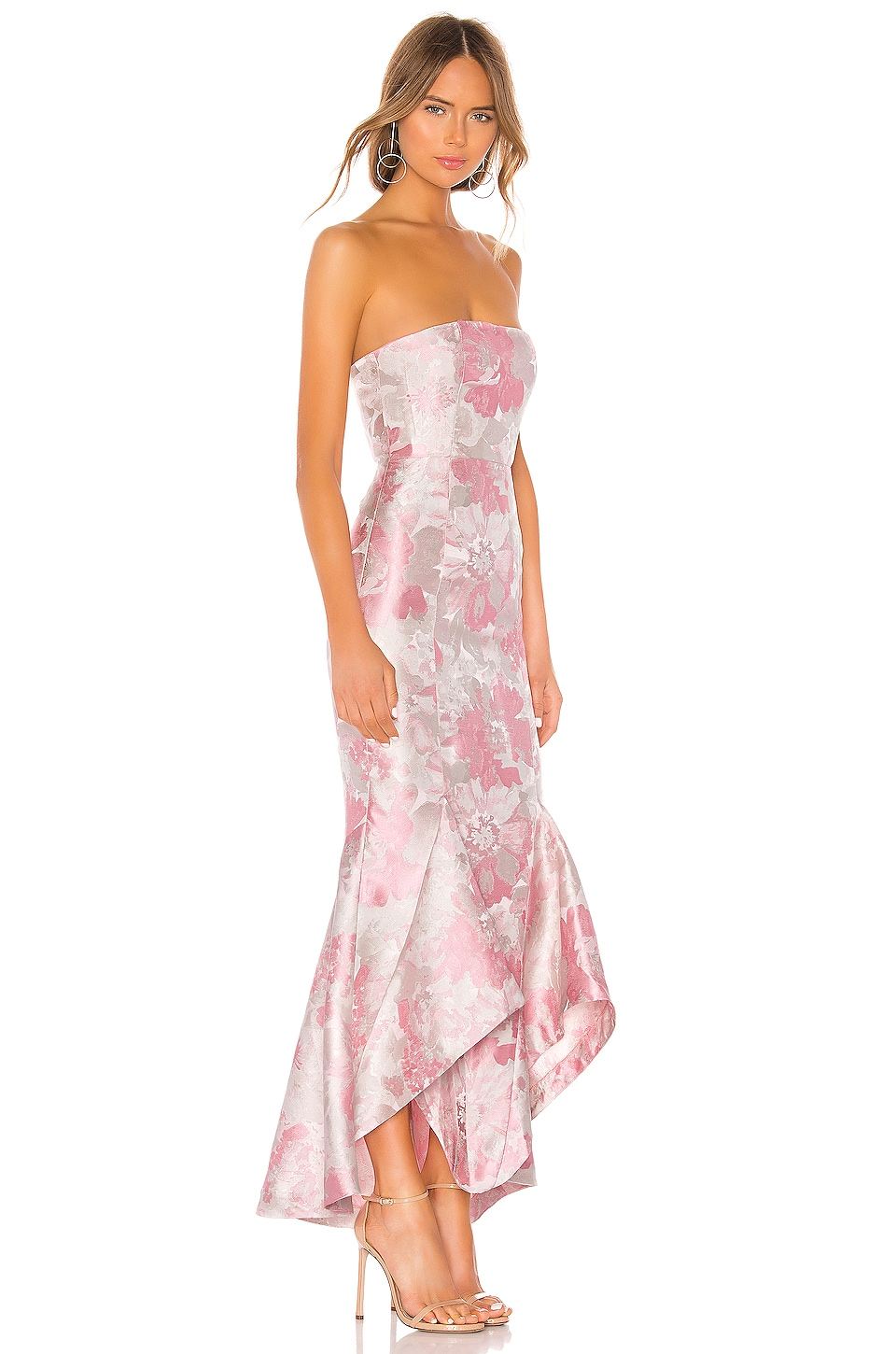 Urgonia Gown, view 2, click to view large image.