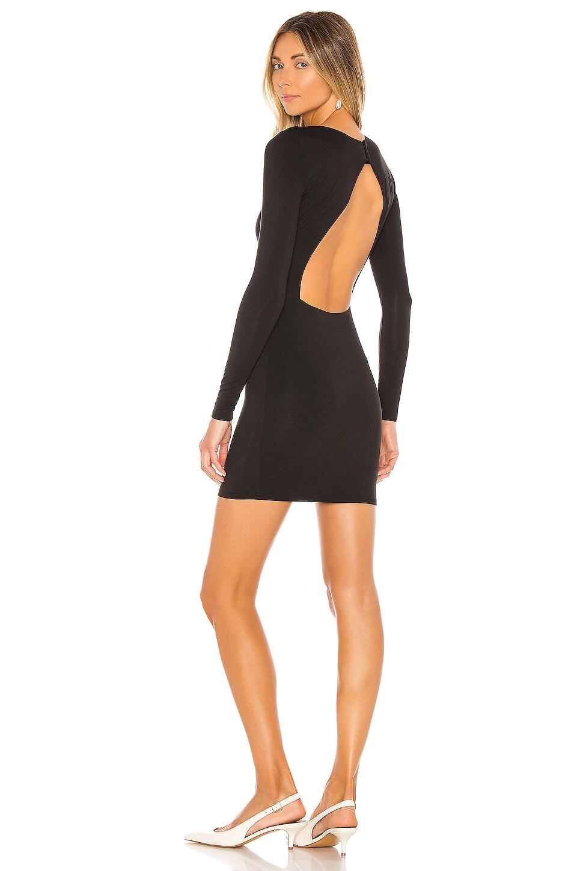 Lovers + Friends Mollie Mini Dress in Black