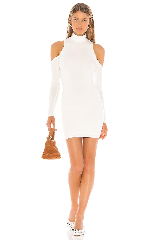 Lovers + Friends Maddox Mini Dress in White