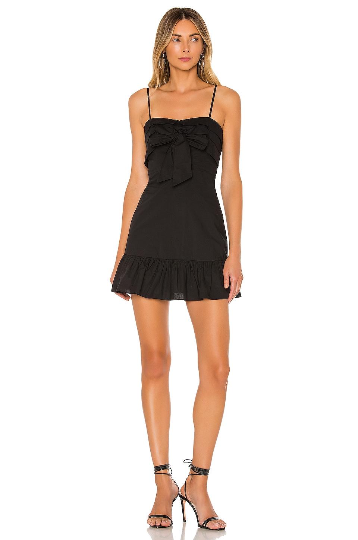 Lovers + Friends Rania Dress in Black