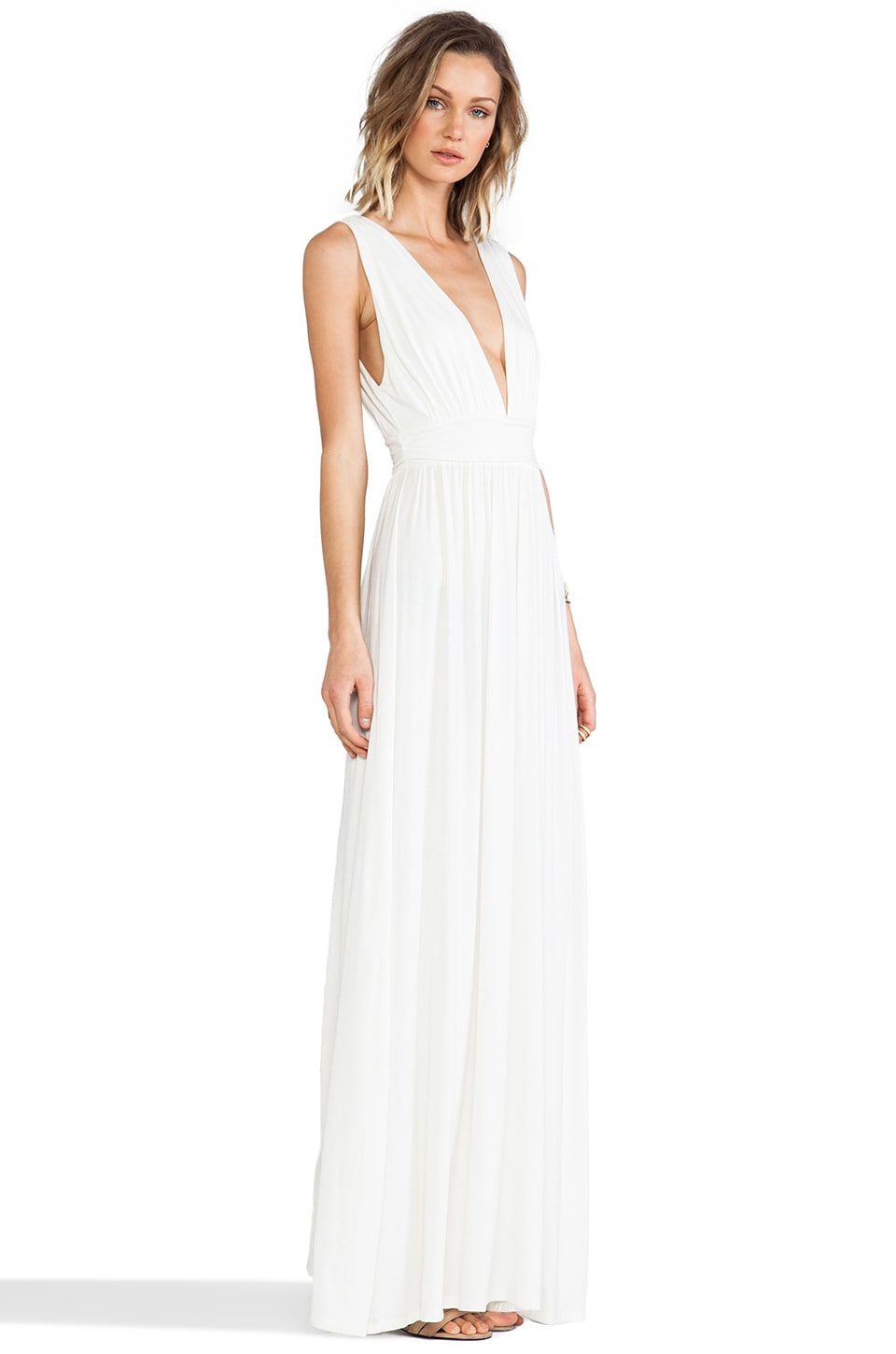 White maxi dresses nz