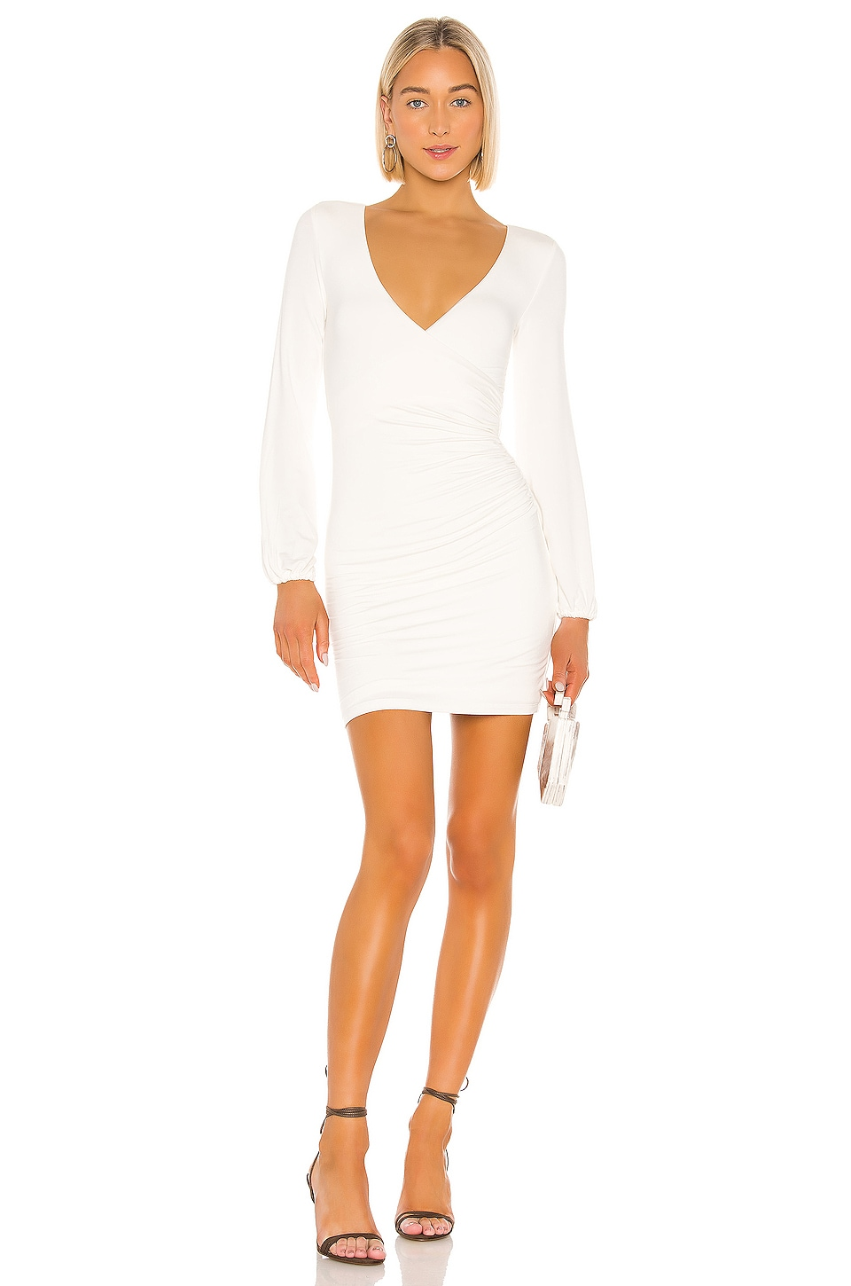 Lovers + Friends Joslyn Dress in White