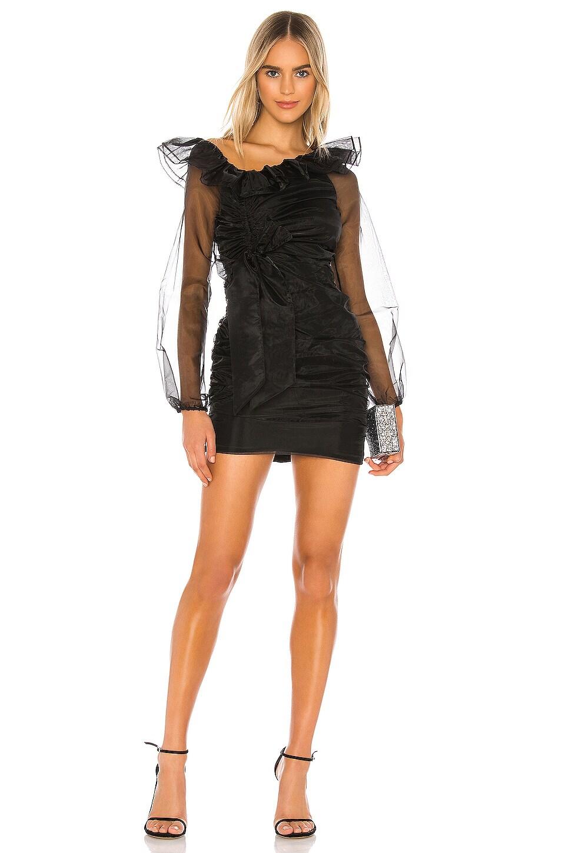 Lovers + Friends Aeron Mini Dress in Black