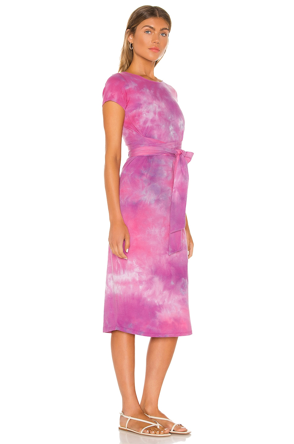 Brooklyn Midi Dress, view 2, click to view large image.