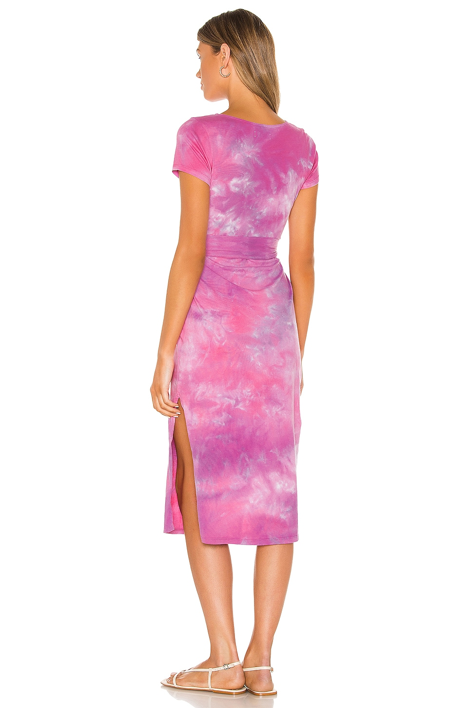 Brooklyn Midi Dress, view 3, click to view large image.