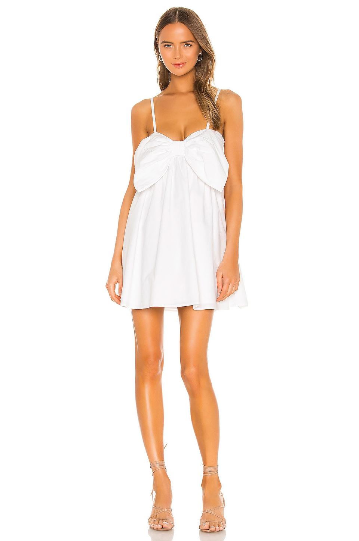 Lovers + Friends Somerset Mini Dress in White