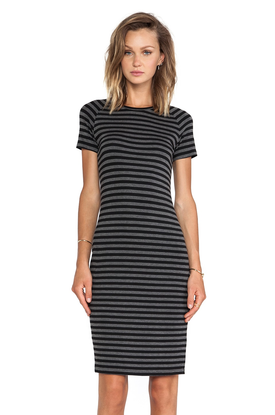 Lovers + Friends Molly Dress in Stripe