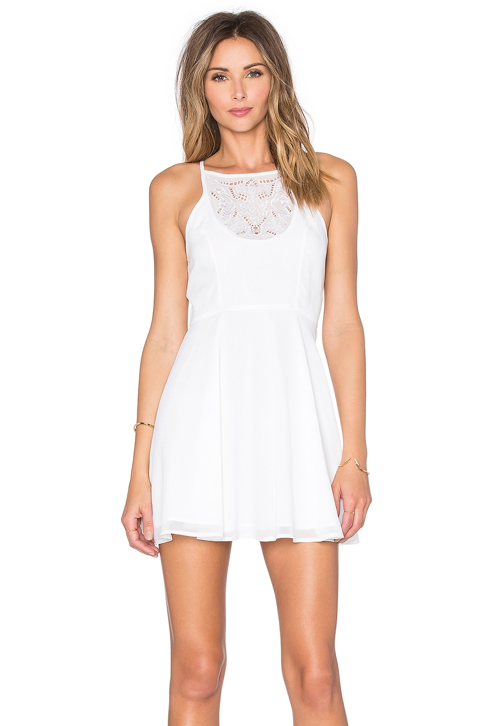 Catalina Fit & Flare Dress