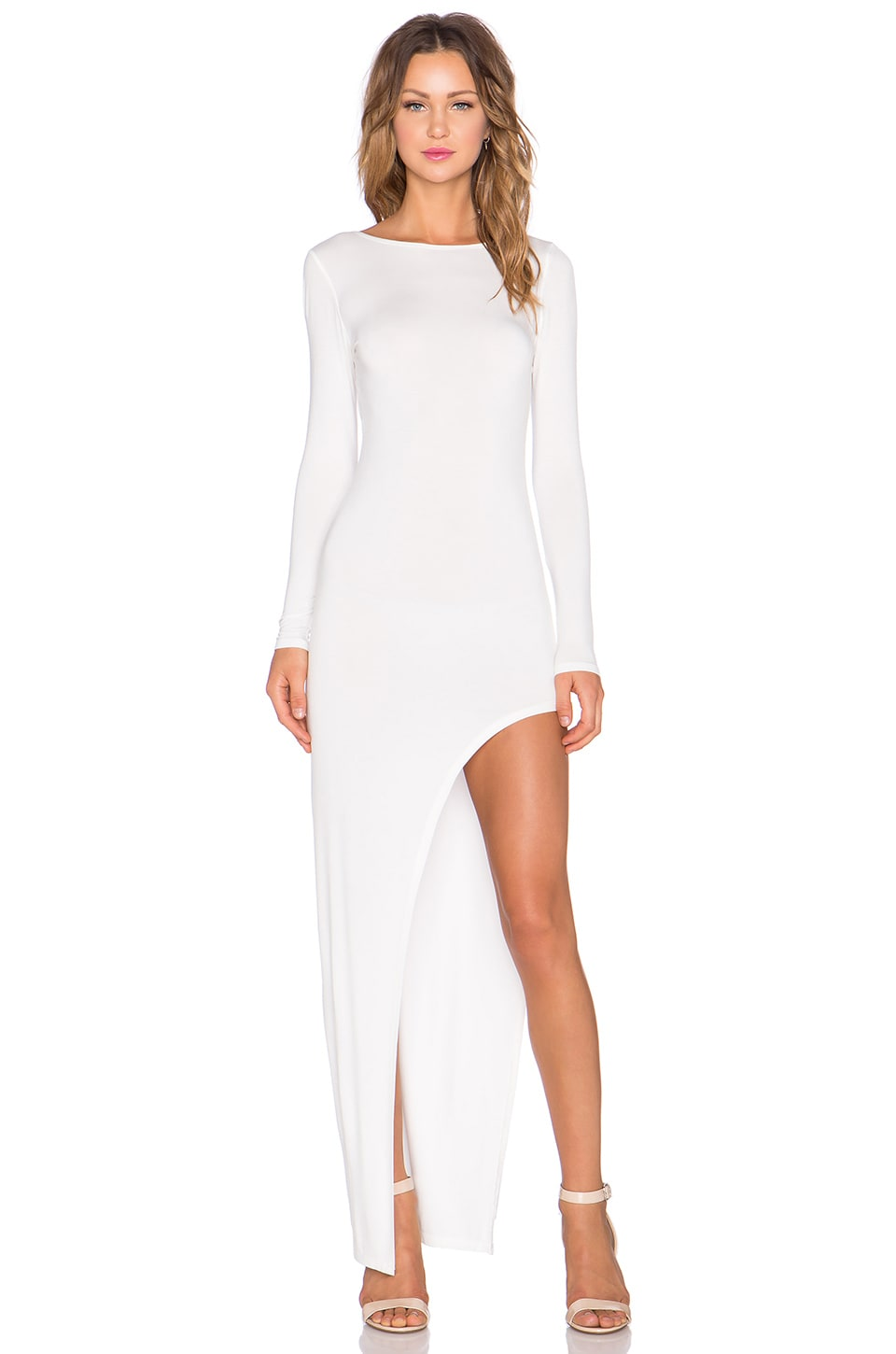 Lovers + Friends x REVOLVE Lasting Impressions Dress in White