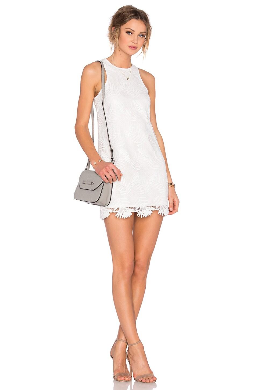4f7af503bdc Lovers + Friends x REVOLVE Caspian Shift Dress in White