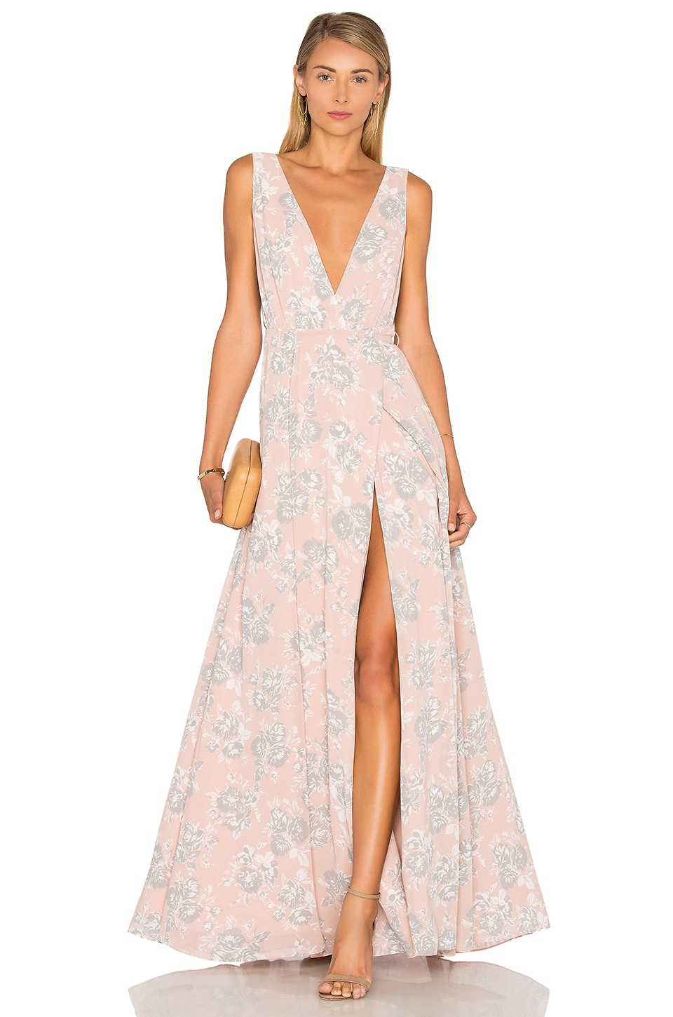 Lovers + Friends x REVOLVE Leah Gown in Floral