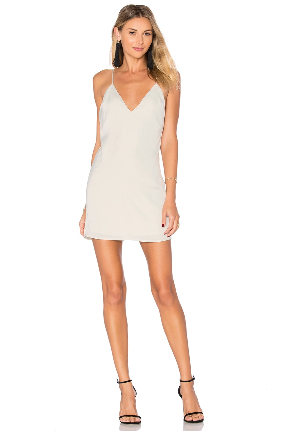Lovers + Friends x REVOLVE Mini Slip Dress in Opal