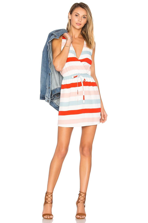 Lovers + Friends Dreamland Dress in Bold Stripe