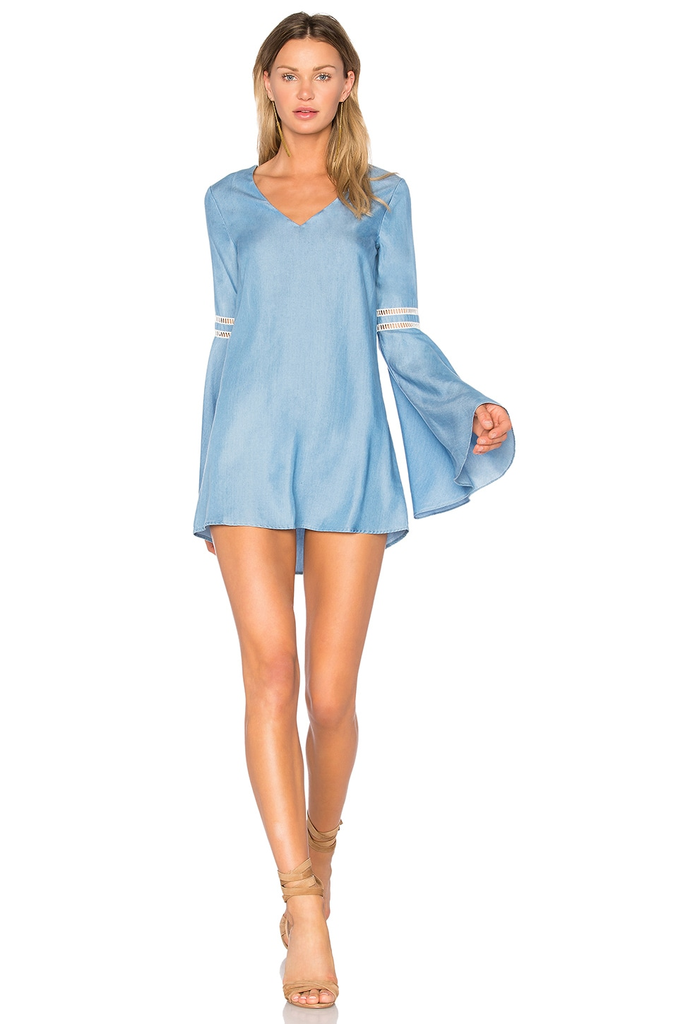 Lovers + Friends x REVOLVE Seawater Dress in Ocean