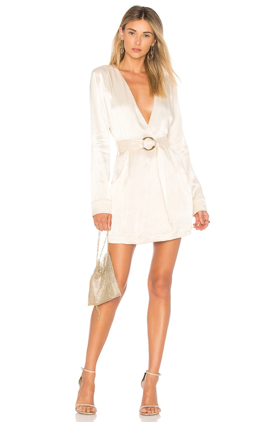 Lovers + Friends ROBE COURTE SENECA