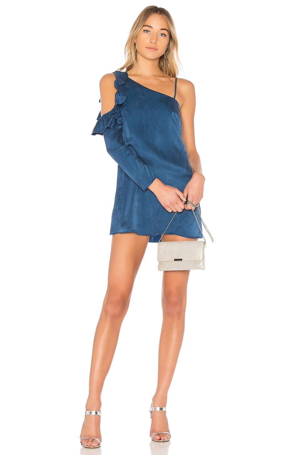 Lovers + Friends ROBE COURTE DARBY