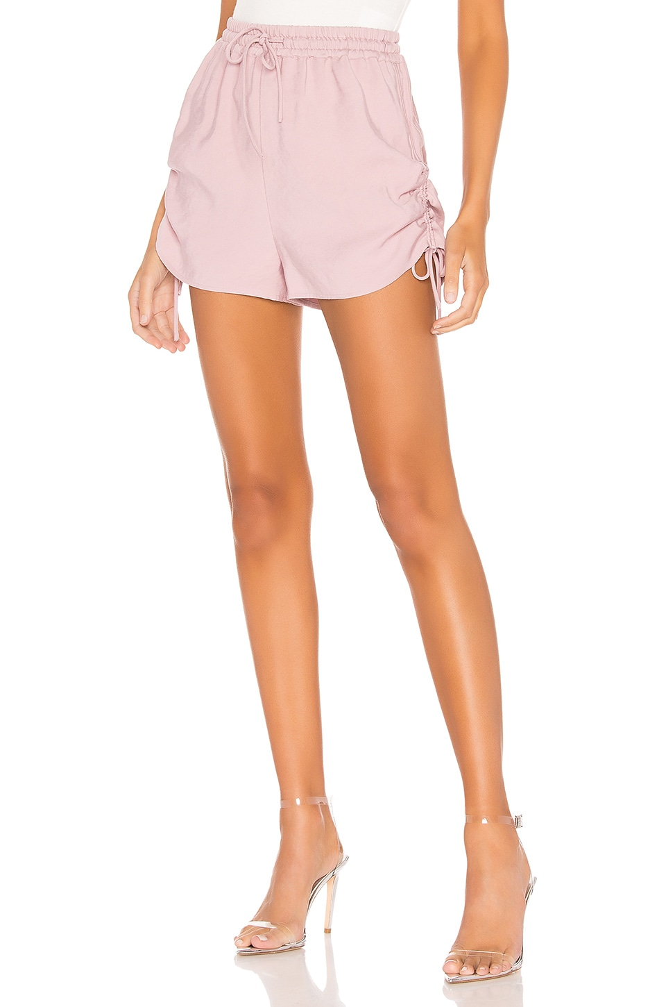 Lovers + Friends Charade Shorts en Lilac