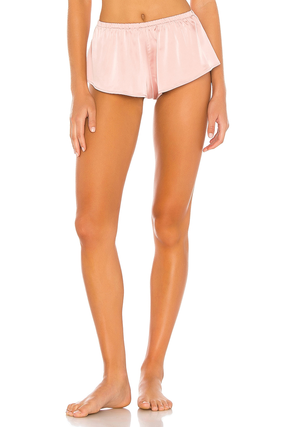 Lovers + Friends Indra Short en Blush