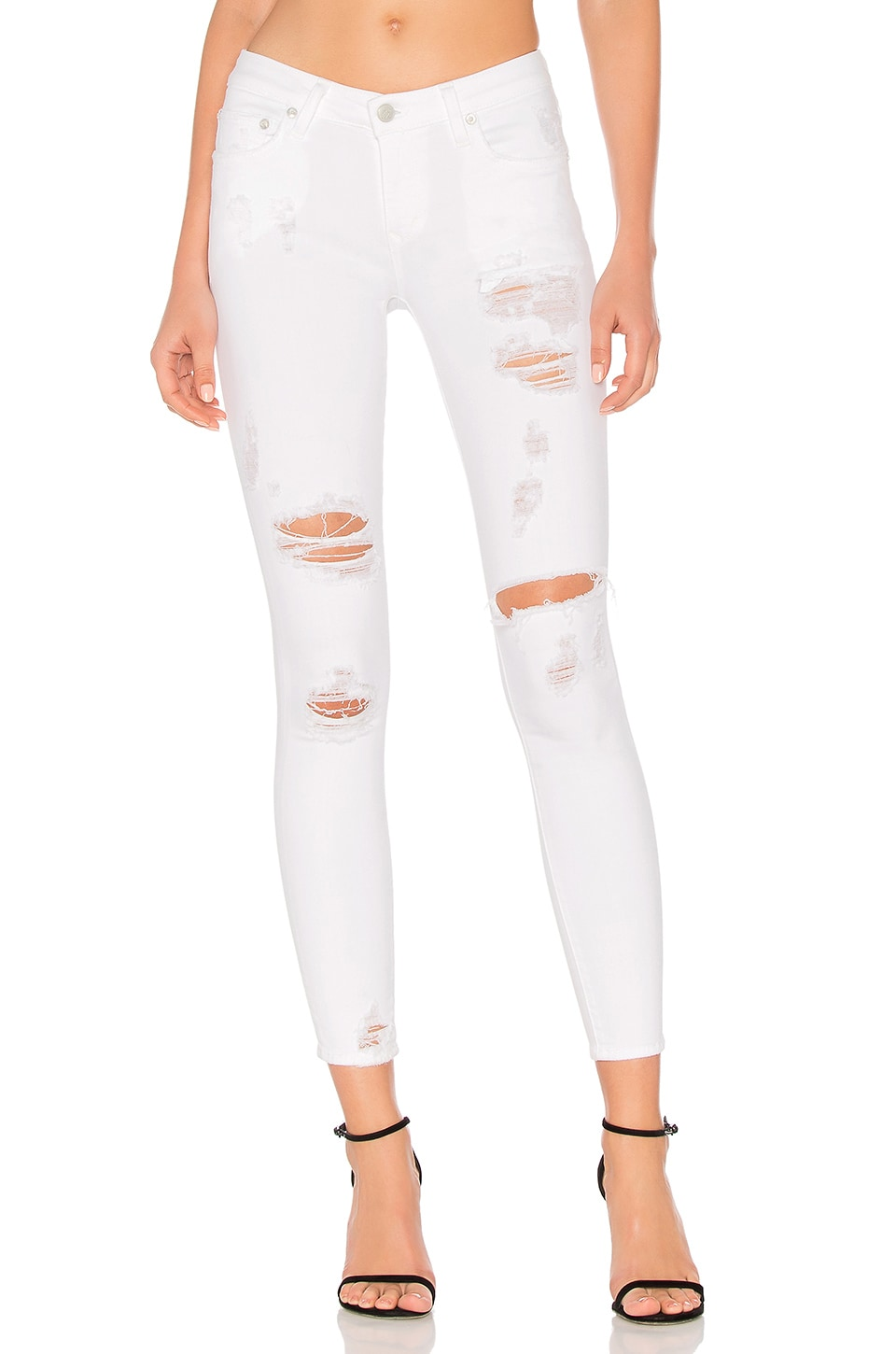 Lovers + Friends Ricky Skinny Jean in Alderwood