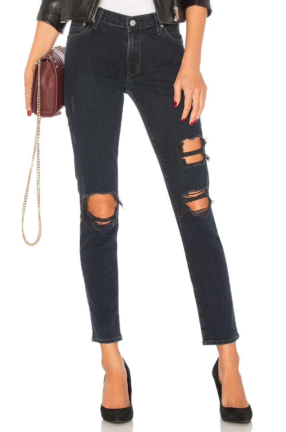 Lovers + Friends Terra Ricky Skinny Jean