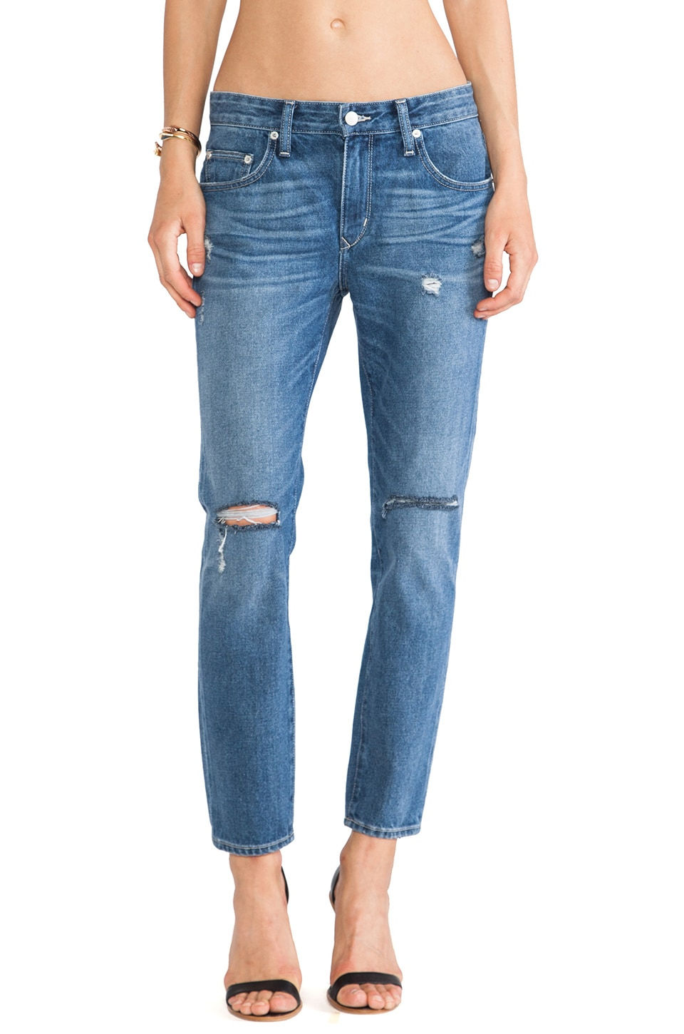 Lovers + Friends Ezra Slouchy Skinny in Lexington